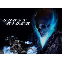 Motoqueiro Fantasma (ghost Rider) Patch Play2