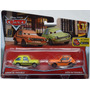 Disney Pixar Cars Pack Grem In Trouble & Hacer In Trouble