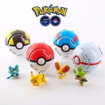 Pokebola Throw And Pop, Pokemon, Pokeball, Envio Gratis