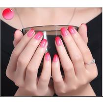 Esmalte Termico Crystal Nails Uñas Regalo Decoracion