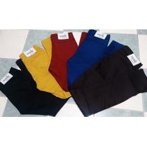 Calça Moda Masculina Sarja Lycra Colorido Skinny Corte Jeans