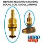 Reparo Registro Pressão De Chuveiro Docol 25990600 1/2 E 3/4