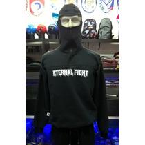Buzo Canguro Ninja Frizado