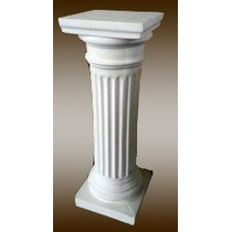 Columnas De Yeso Para Pintar 45 Cm