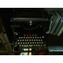 Maquina De Escribir Mecanica Antigua