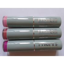 Labial Clinique Mate Lip Colour+primer 3 Piezas ... Oferta