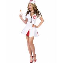 Diga Ahhh! Traje Atractivo De La Enfermera