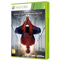 The Amazing Spider-man 2 Xbox 360 - Jogo Homem Aranha