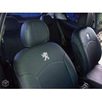 Capas De Couro Courvin Para Peugeot 206 207 208 307
