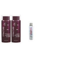 Truss Kit Struture Shampoo+ Cond +gloss Shine Silicone 60ml