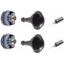 Kit Selenium 2 Drivers D250x + Cornetas + Capacitor Grátis