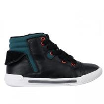 Bota Infantil Masculina Bibi Sneakers New V 815095 Original