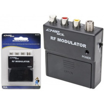 Modulador De Rf Mini A Pilha Chipsce