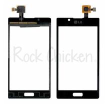 Refacción Tactil Touch Screen Lg L7 P708 Negro