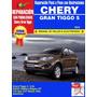 Manual De Taller Y Electricidad Chery Gran Tiggo 5 (2015)