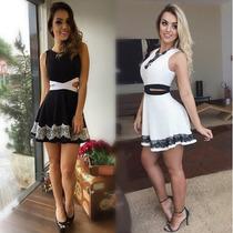 Vestido Do Momento Blogueira 2016 -arrumado,panicat,festa