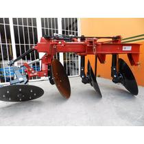 Arado Agricola De 3 Discos Hidraulico Marca Famaq Nuevo