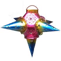 Lampara Piñata Navideña