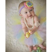 Vinchas A Crochet Para Bebé Y Nenas