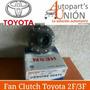 Fan Clutch Toyota Samurai Machito 2f/3f