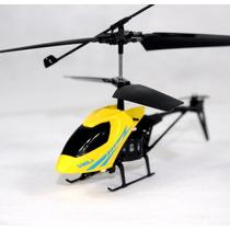 Helicoptero 2ch Controle Remoto Pronta Entrega