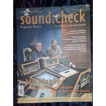 Revista Sound:check Año 6 No. 8