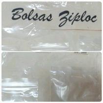 300 Bolsas Ziploc O Hermeticas 7x10 Cms
