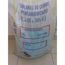 Sulfato De Cobre Pentahidratado 1kg