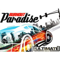 Burnout Paradise: The Ultimate Box Para Pc + Regalo (origin)