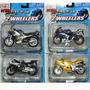 4 Motos Coleccion Maisto Vehículo Deportivas Motocicletas