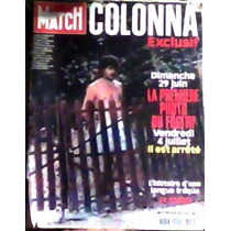 Revista Paris Match,en Frances, Yvan Colonna !unica!año 2003