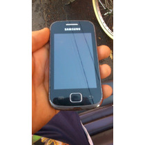 Celular Samsung Galaxy Gio S5660l (detalle) Voc