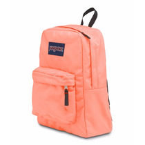 Mochila Jansport Superbreak Coral Peaches - San Isidro