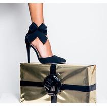 Zapatillas Sandalias Tacon Alto Mujer Moda Calzado Dama