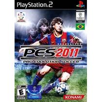 Patch Pes 2011 Narração Silvio Luiz Playstation2 Play2 Ps2