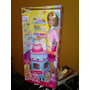 Barbie Mattel Pastry Chef Con Accesorios Exclusiva Original!