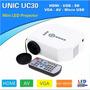 Mini Proyector Uc30 - Multiformato