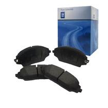 Kit Pastilhas De Freio Dianteiro Cobalt Com Abs 95231012
