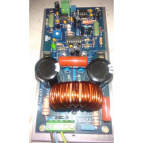 Placa Lisa Pra Montar Amplificador Digital De 2000w Rms