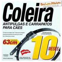 Coleira Antipulgas E Carrapatos Collar 10 Meses 63cm