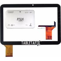 Touch Sep Mx Pad 1042 Cristal Vidrio Gobierno Tableta Sep Mx