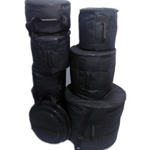 Capa Bag Bumbo 22 X18 , Surdo 14 X 14 E Tom 8 X7 .