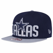 Boné Nfl Futebol Americano Dallas Cowboys 9fifty New Era
