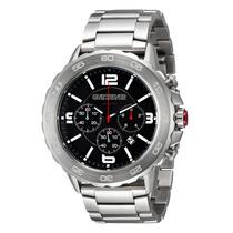Relógio Masculino Quiksilver B52 Silver Black