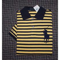 Camisa Polo Ralph Lauren Tamanho M / M Nova Original