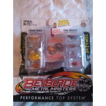 Trompo Beyblade Metal Masters Original De Hasbro