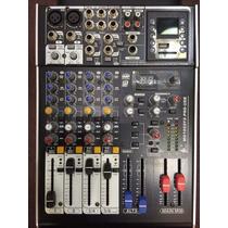 Consola De 6 Canales Deity 1002 Fx Y Usb