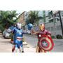 Iron Man Disfraz Adulto Avengers Armadura Traje Disfraz!!!!
