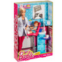Boneca Barbie Profissões - Barbie Dentista Mattel Original