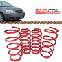 Mola Esportiva Red Coil Corolla 2003 2004 2005 2006 2007 08